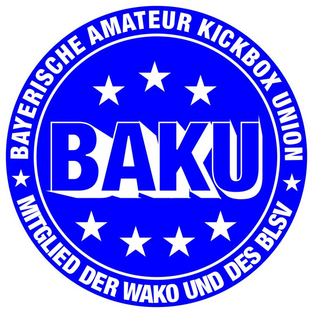 BAKU WAKO Kickboxen Logo