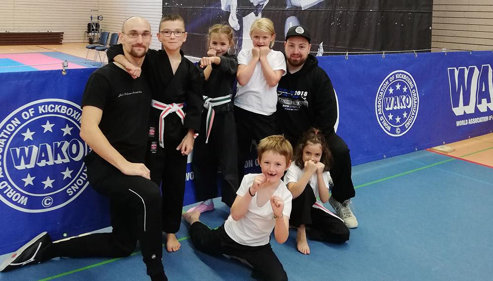 Bavarian Open Altötting Kickboxen