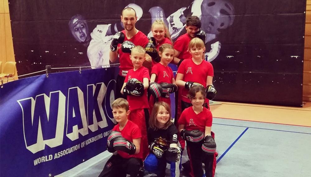 Erding Bayerische Meisterschaft 2019 Kickboxen_BAKU_WAKO