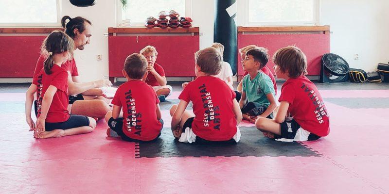 Kickboxen in Waldkraiburg für Kinder